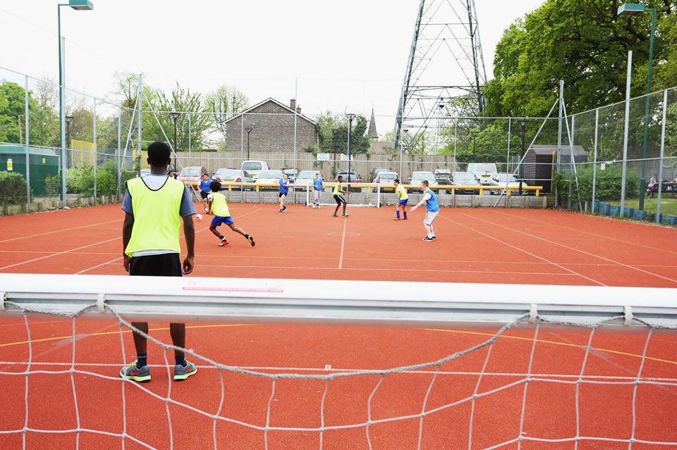 Sports Pitch Hire - Sutton Life Centre